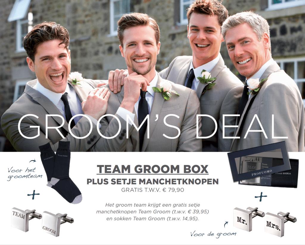Groom's Deal